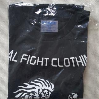 RIZIN×INSPIRIT Tシャツ キックミットセット(格闘技/プロレス)