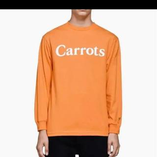 エクストララージ(XLARGE)のcarrots l/s tee(Tシャツ/カットソー(七分/長袖))