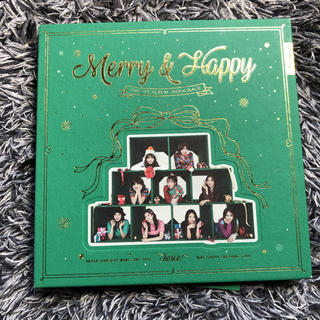 TWICE Merry Happy(K-POP/アジア)