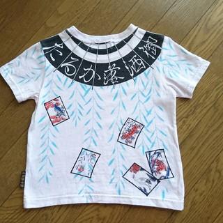 オシャレホンポ(御洒落本舗)の御洒落本舗 和柄  Tシャツ 110 (Tシャツ/カットソー)