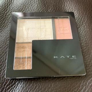 ケイト(KATE)のKATE ホワイトシェイピングパレット WT-1  使用5回のみ(アイシャドウ)