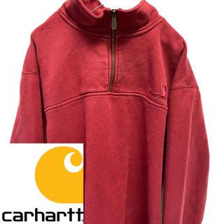 カーハート(carhartt)のカーハートハーフジップスウェット(スウェット)