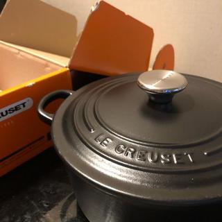 ルクルーゼ(LE CREUSET)のLE CREUSET 鍋 新品未使用(鍋/フライパン)