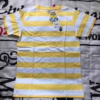 ユニクロ(UNIQLO)の新品!ユニクロ ミニオンTシャツ 160 (Tシャツ/カットソー)