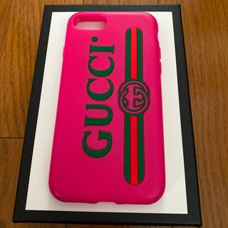 グッチ(Gucci)のGUCCI iPhoneケース iPhone7.8(iPhoneケース)