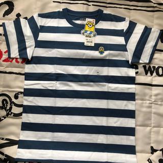 ユニクロ(UNIQLO)の新品! ユニクロ ミニオンTシャツ 160 (Tシャツ/カットソー)