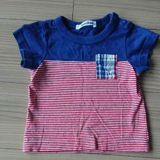 ファミリア(familiar)のファミリア tシャツ 80cm(Tシャツ)