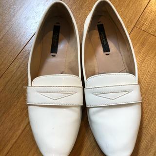 ザラ(ZARA)の【ZARA】大特価 SALE  ローファー フラットシューズ  (ローファー/革靴)