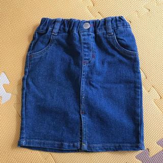 シマムラ(しまむら)のスカート 90cm(スカート)