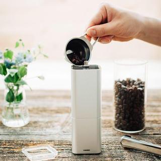 ハリオ(HARIO)のコーヒーミル プリズム ハリオ(コーヒーメーカー)