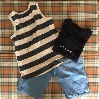 BREEZE -  BREEZE☆Tシャツ ランニング ハーフパンツset