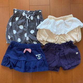 イーピーアイ(EPI)の80cm☆ショートパンツ、スカート(パンツ)