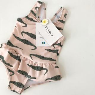 Caramel baby&child  - Kuling クーリング 水着 スイムウェア 80 90  子供 女の子 キッズ