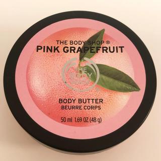 ザボディショップ(THE BODY SHOP)のボディショップ ボディバター ピンクグレープフルーツ【新品・未使用】(ボディクリーム)
