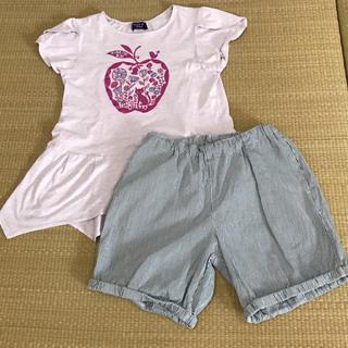 アナスイミニ(ANNA SUI mini)のアナスイミニ セットアップ 150(Tシャツ/カットソー)