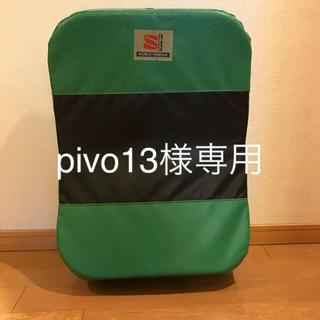 ビッグミット キックミット 九櫻(九桜)製 早川繊維工業(格闘技/プロレス)