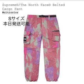 シュプリーム(Supreme)のsupreme The north face beletd cargo pant(ワークパンツ/カーゴパンツ)