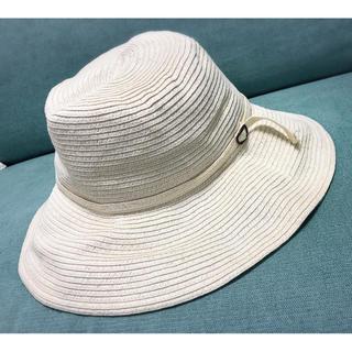 オーバーライド(override)のオーバーライドの帽子(麦わら帽子/ストローハット)