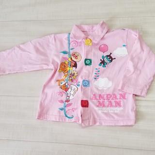 アンパンマン(アンパンマン)のサイズ90 アンパンマンシャツ(Tシャツ/カットソー)