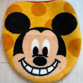 ディズニー(Disney)の便座カバー(トイレマット)