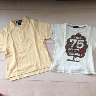 ランズエンド(LANDS'END)の半袖 120(Tシャツ/カットソー)