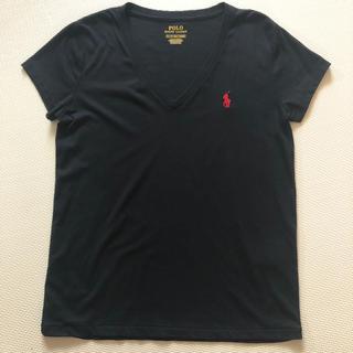 POLO RALPH LAUREN - Tシャツ ポロラルフローレン XS ブラック 新品