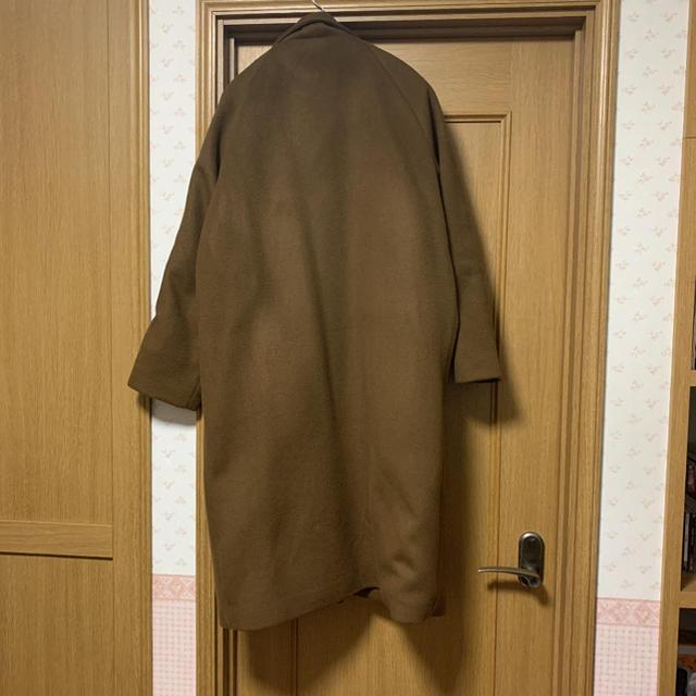 dholic(ディーホリック)の最終値下げ 美品送料込 韓国 zemma ロングコート チェスターコート レディースのジャケット/アウター(チェスターコート)の商品写真