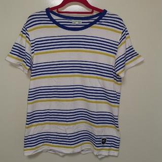 サンカンシオン(3can4on)の3can4onマリンボーダーTシャツ✨150(Tシャツ/カットソー)