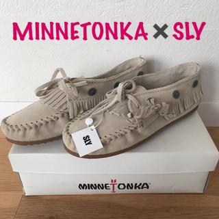 Minnetonka - ꙳★*゜MINNETONKA×SLY꙳★*゜新品未使用