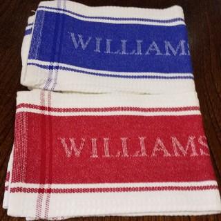 ウィリアムズソノマ(Williams-Sonoma)のWILLIAMS・SONOMA INC.   布巾2枚(テーブル用品)