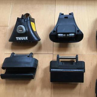 スーリー(THULE)のThule ベースフット&Kit アウトバックBP用 スバル純正OP(車外アクセサリ)