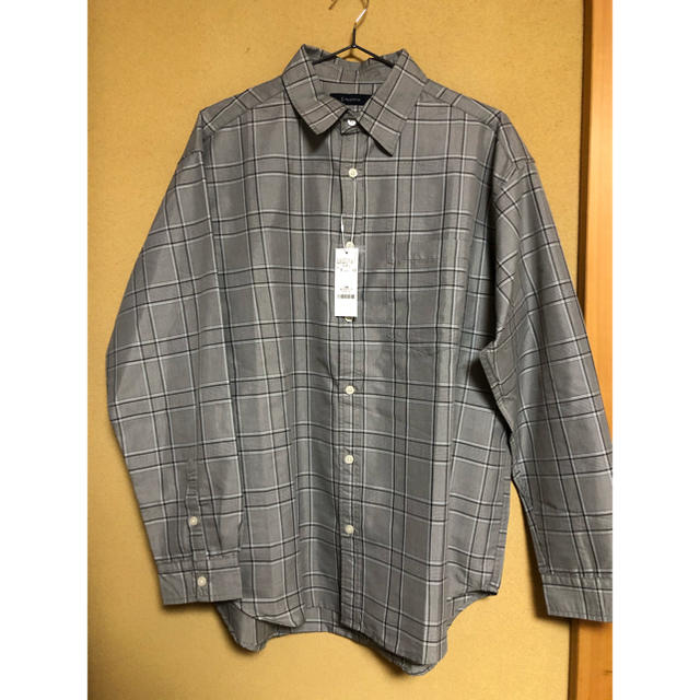 RAGEBLUE(レイジブルー)のRageblue  ストライプシャツ Mサイズ メンズ メンズのトップス(シャツ)の商品写真