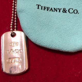 Tiffany & Co. - ティファニー ペンダントトップのみ シルバー 925