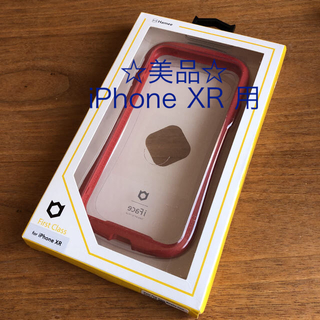 Apple - ☆美品☆IFACE 正規品 iPhone XR 用 CLEAR CASE