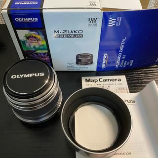 オリンパス(OLYMPUS)のM.ZUIKO DIGITAL 25mm F1.8 (OLYMPUS)(レンズ(単焦点))