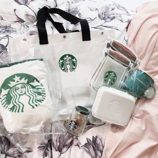 スターバックスコーヒー(Starbucks Coffee)のスタバ 福袋 2019(ノベルティグッズ)