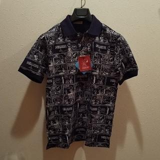 ピーナッツ(PEANUTS)のスヌーピー ピーナッツ ポロシャツ新品タグつき(ポロシャツ)