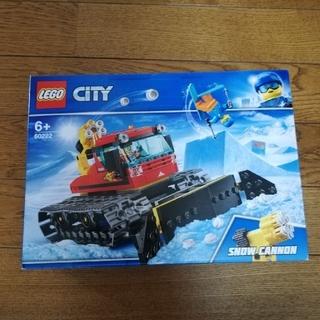 レゴ シティ スキー場の除雪車 60222