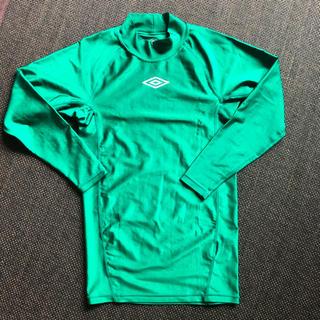 アンブロ(UMBRO)の【たいがー様専用】UMBRO ロングインナーシャツ Mサイズ みどり(ウェア)