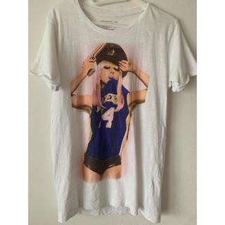 ロンハーマン(Ron Herman)のRude Is Cool Tシャツ/Katy (Made in Italy)(Tシャツ/カットソー(半袖/袖なし))