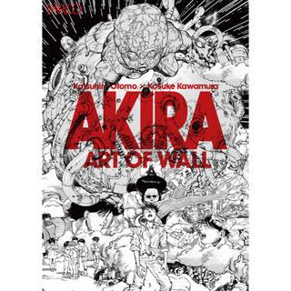 アキラプロダクツ(AKIRA PRODUCTS)の送料無料 AKIRA ART OF WALL展 額装フライヤー 非売品(ポスター)