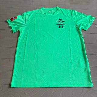 アンダーアーマー(UNDER ARMOUR)のアンダーアーマー横浜マラソンTシャツ(Tシャツ/カットソー(半袖/袖なし))