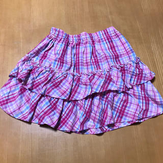 マザウェイズ(motherways)の女の子    motherways スカート 130(スカート)