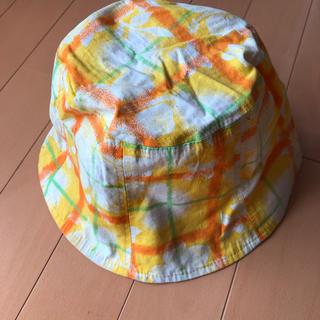 シマムラ(しまむら)のキッズ バケツハット(帽子)