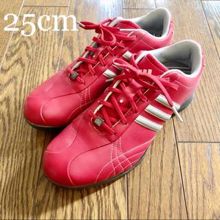 アディダス(adidas)のadidas  アディダス ゴルフ シューズ レディース(シューズ)
