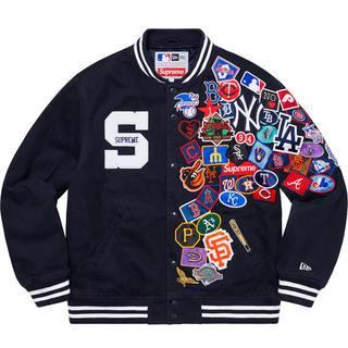 Supreme - Supreme New Era MLB Varsity Jacket M