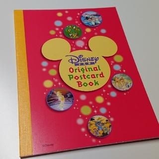 ディズニー(Disney)のディズニーファン  オリジナルポストカードブック(写真/ポストカード)