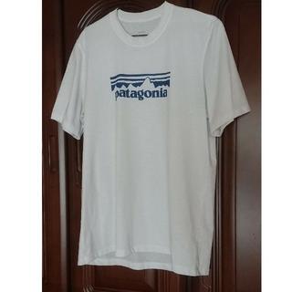 パタゴニア(patagonia)の☆送料無料!パタゴニア Tシャツ Patagonia ホワイト(Tシャツ/カットソー(半袖/袖なし))