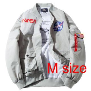 フライトジャケット MA-1 NASA