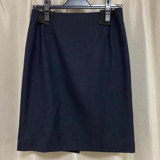 アンタイトル(UNTITLED)の【UNTITLED】スーツ スカート(ひざ丈スカート)